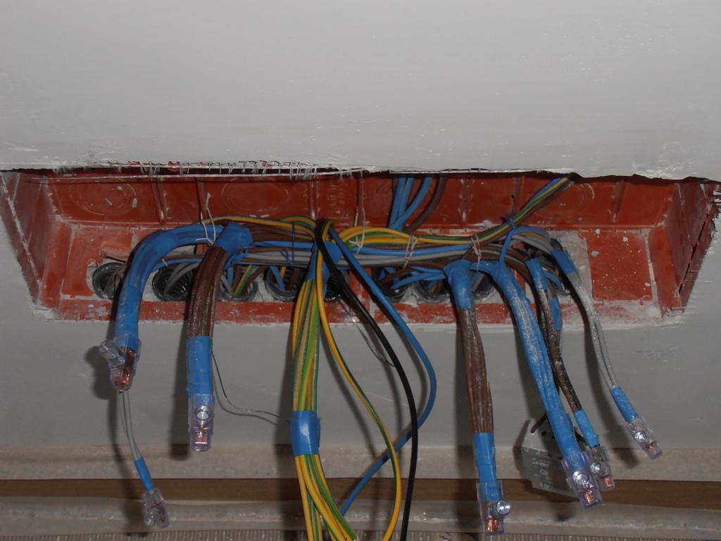 Gruppo cm servizi offerta impianto elettrico for Impianto elettrico appartamento