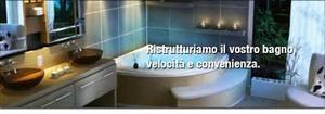 CM RISTRUTTURAZIONE bagno a Roma e provincia